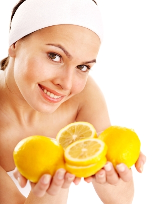 lemon skincare